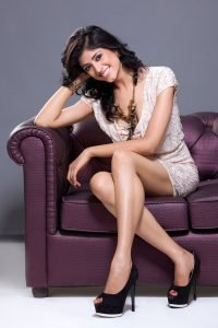 modeling portfolio image of Shivangi Maletia