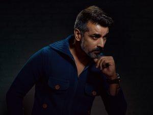 Rahul Arya male modeling portfolio