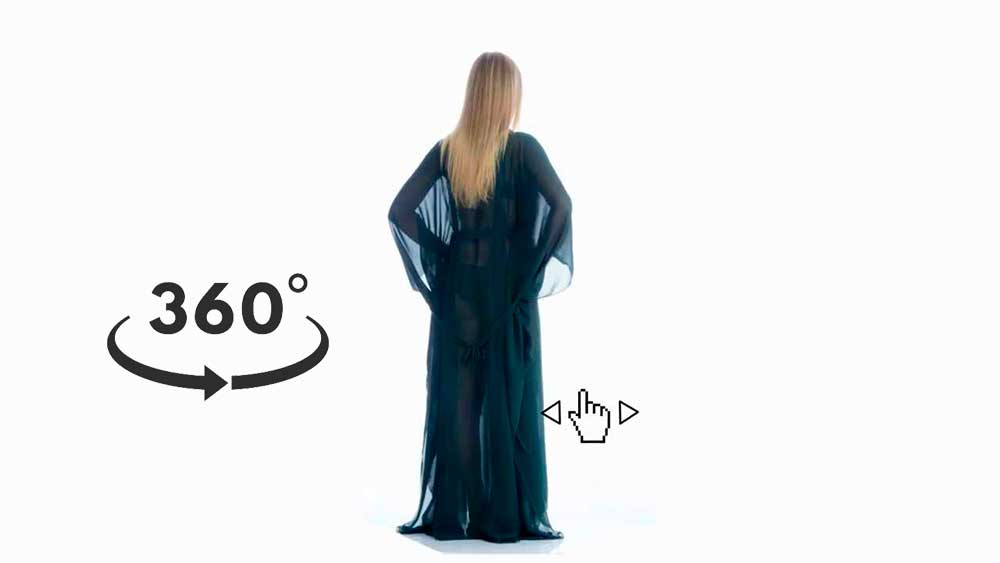 fashion 360 photography