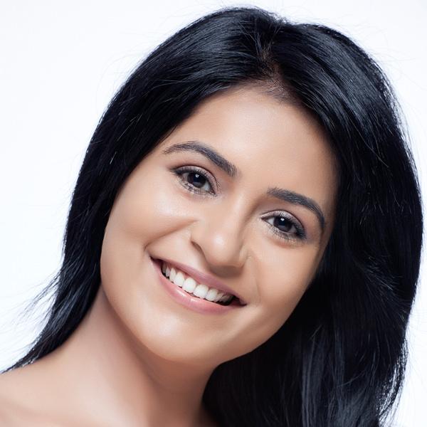 modelling portfolio image of Charul
