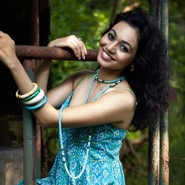 modelling portfolio image of Meghna Kaushik