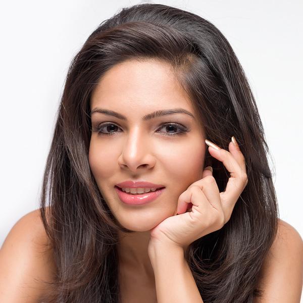 modeling portfolio image of Sanjana